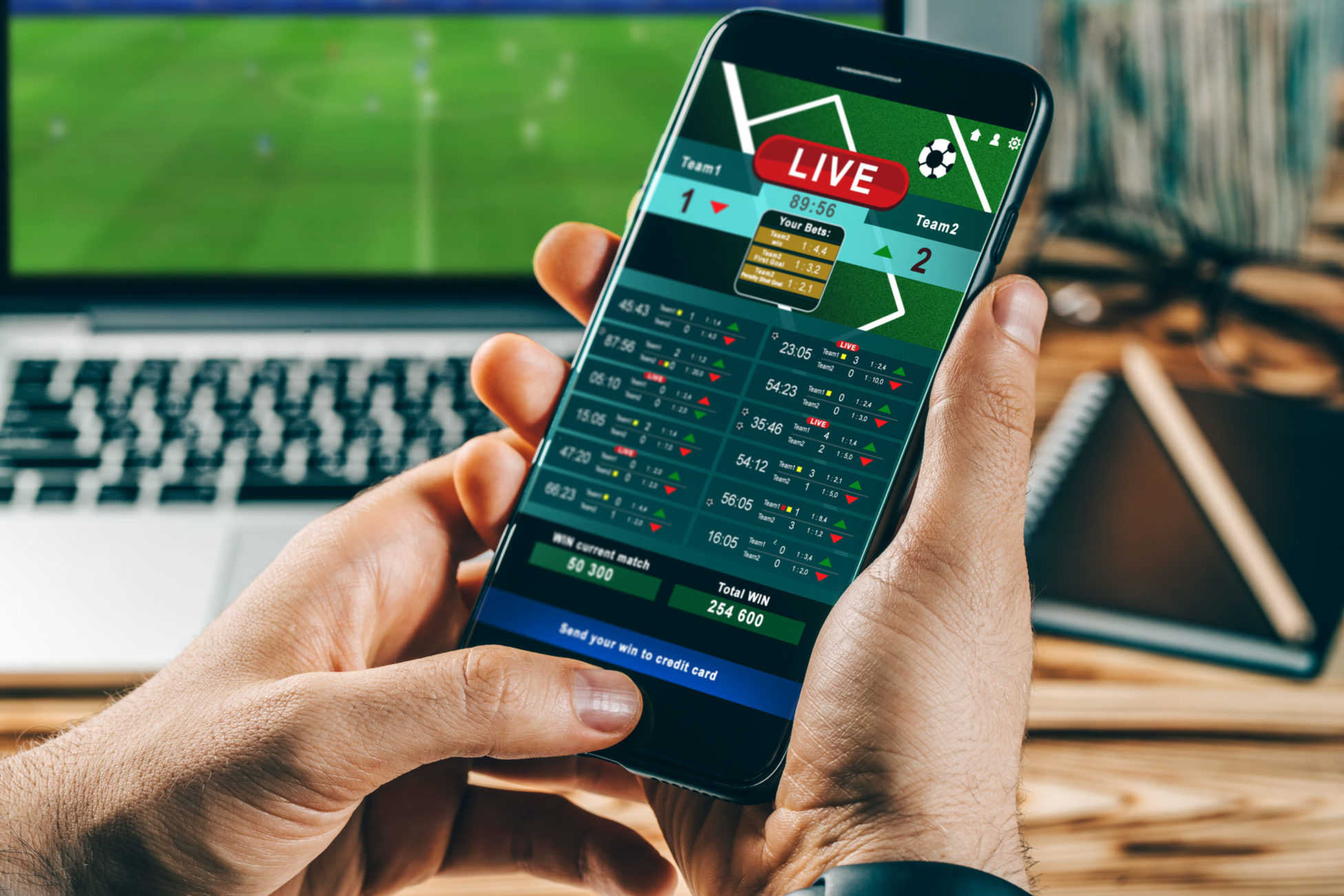 The Future of Sports Betting Looks More Optimistic - Law ...